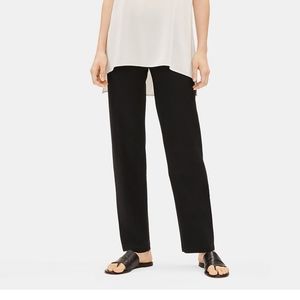 Eileen Fisher S Crepe straight pant